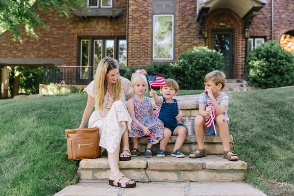 Fourth of July Style + Family Activities
