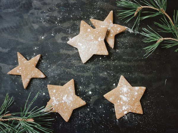 The Best Holiday Gingerbread Cookie Recipe