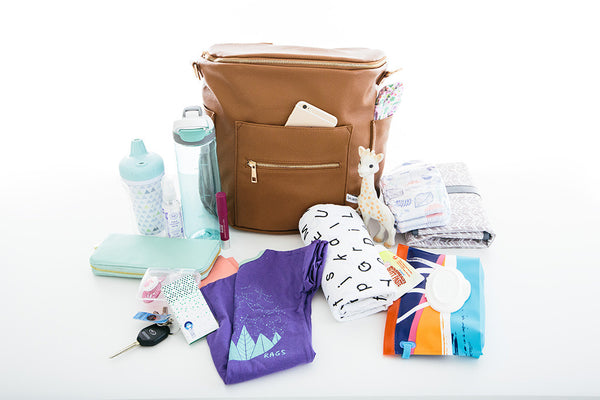 Packing Your Fawn Design Bag