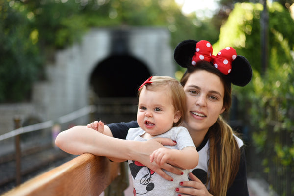 Disneyland with a one year old