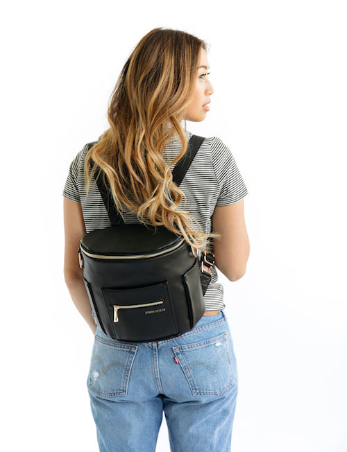 Fawn Design Holiday Gift Guide for Her - Fawn Design Mini Backpack Purse