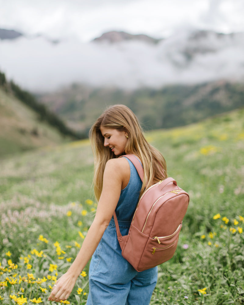 Fawn Design Dusty Rose The Pack - The Wildflower Collection