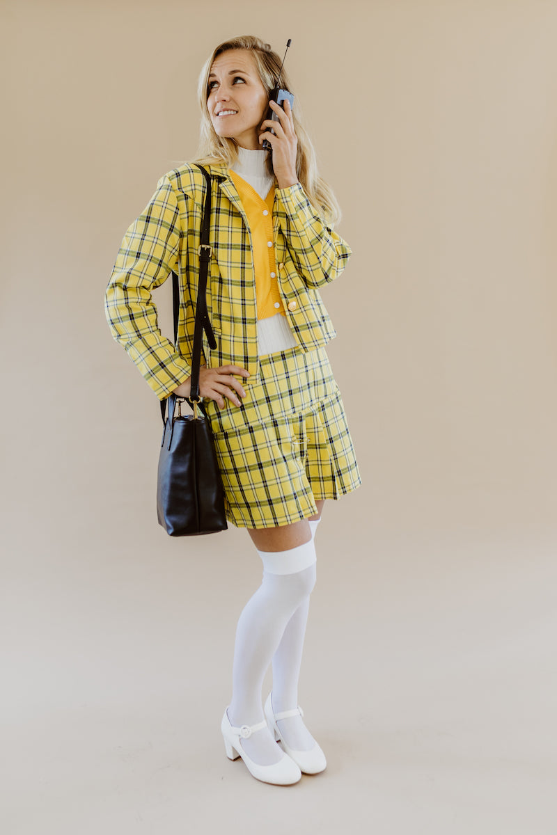 Fawn Design Halloween Costumes: Cher Horowitz from Clueless