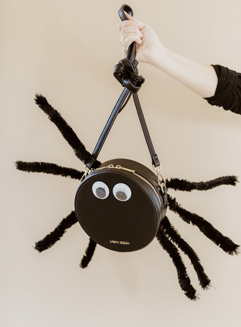 Fawn Design Halloween Costume: Spider Circle Bag