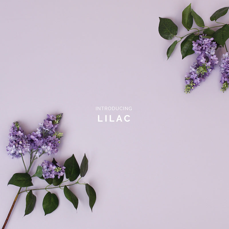 Fawn Design Lilac SS20 Wildflower Collection