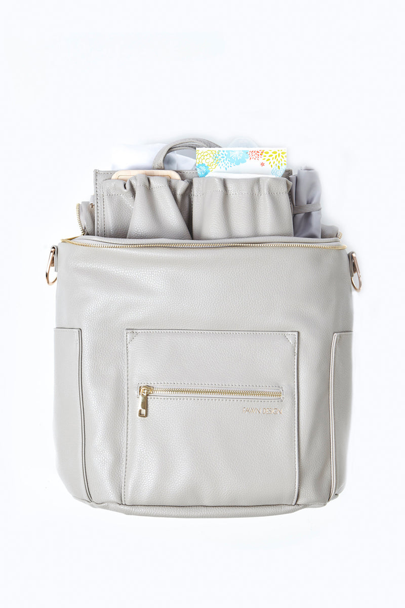 d846eafc07 Introducing the Fawn Design x ToteSavvy® Diaper Bag Organizer + What T