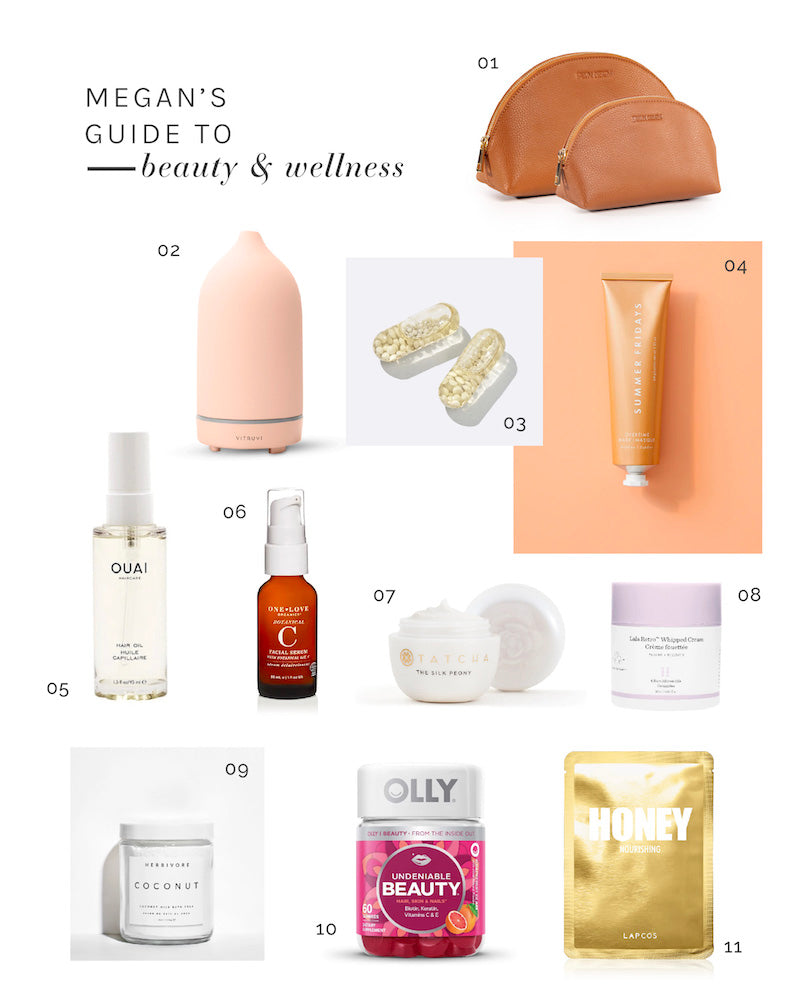 Fawn Design Blog: Megan's Guide to Beauty and Wellness