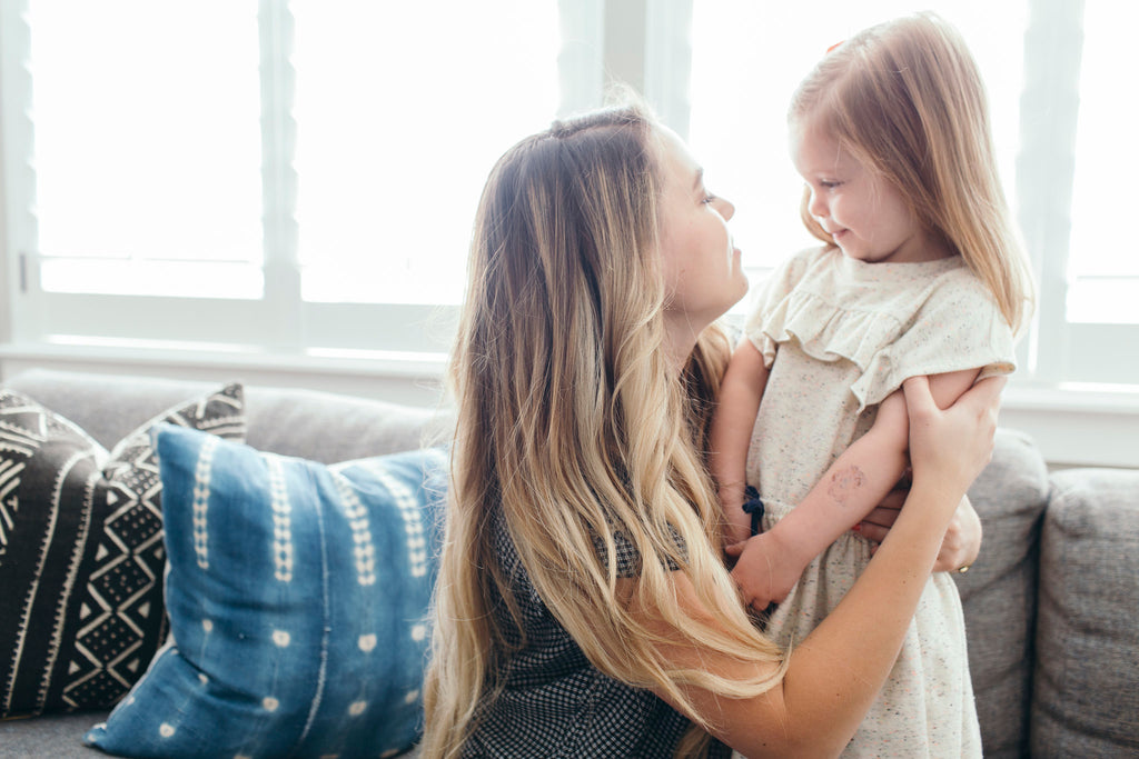 Inspiring Mom: Jenny Wecker of Fawn Design