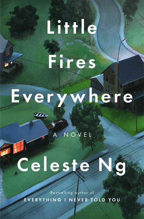 "Fawn Design Book Club: ""Little Fires Everywhere"""