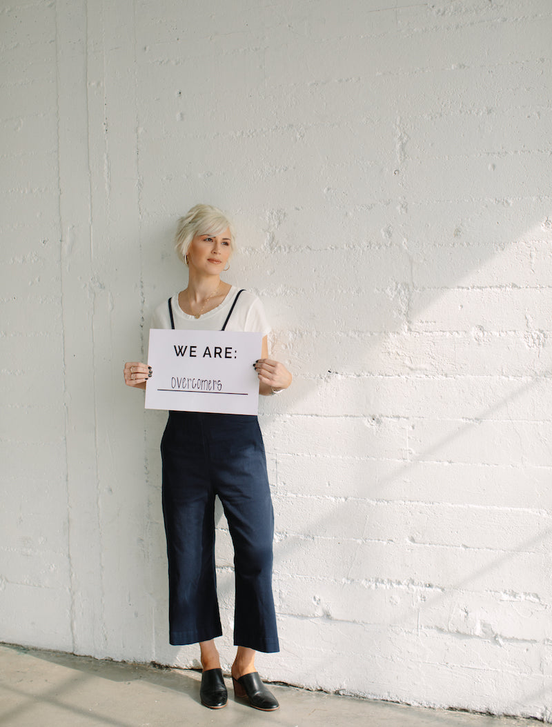 Meet the Women of #WeAreWeCan: Sydney Burrington