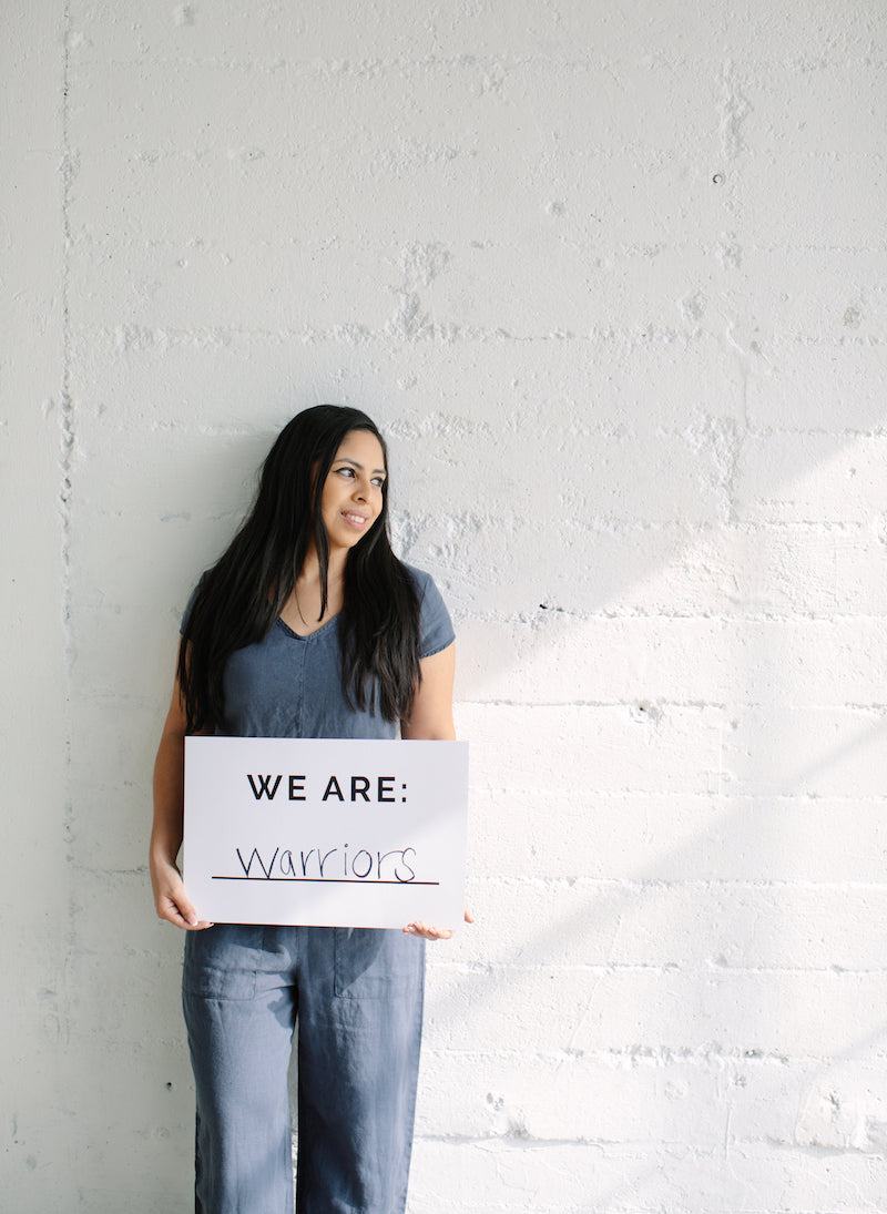 Meet the Women of #WeAreWeCan: Leandra Ale-Marheine