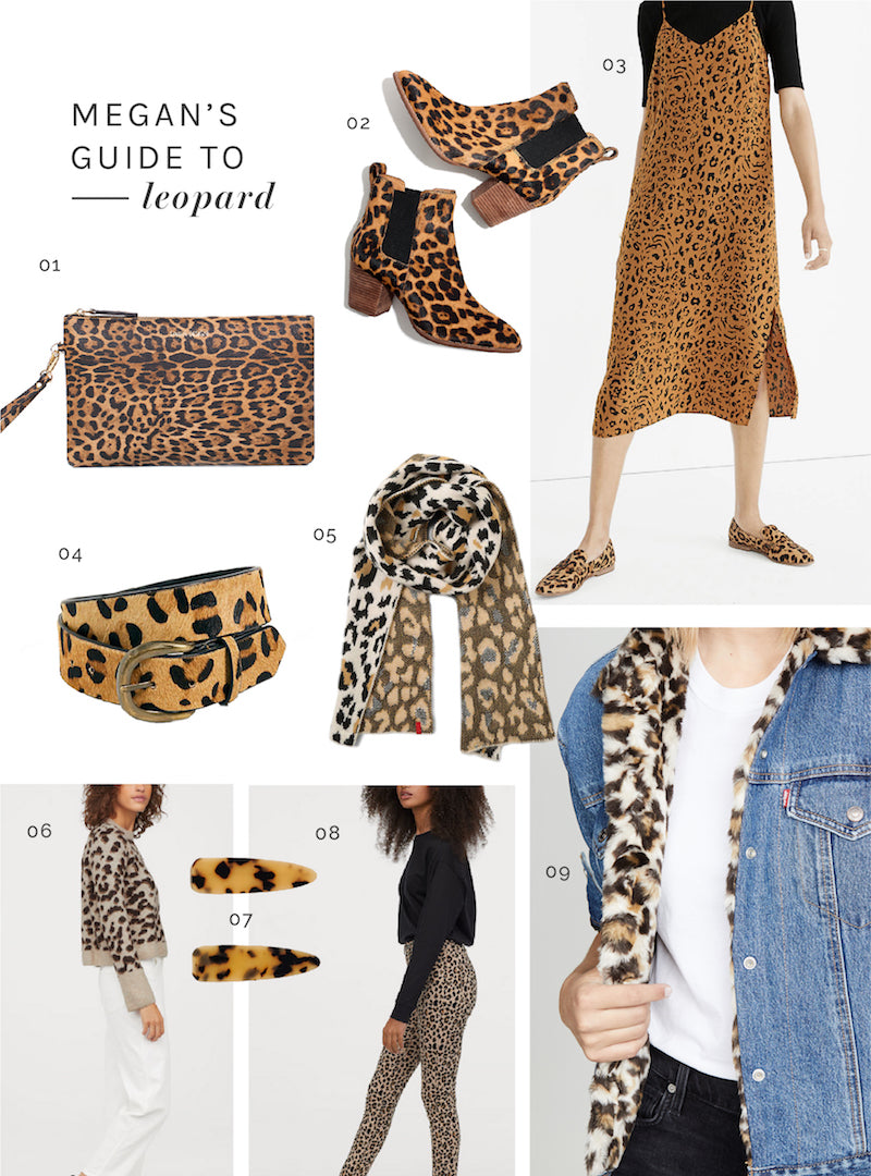 Fawn Design Blog: Megan Bailey's Guide to Leopard