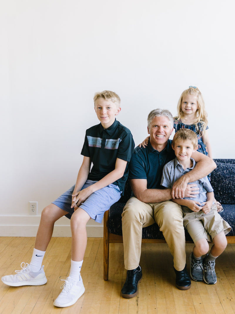 Meet the Father's of Fawn Design: Jeff Buckwalter, CFO | Father's Day