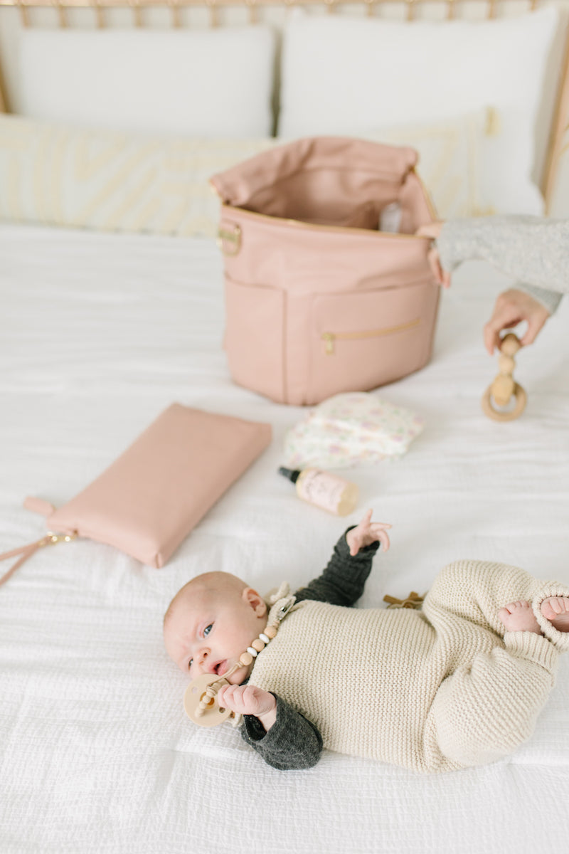 Fawn Design Diaper Bag Essentials Checklist