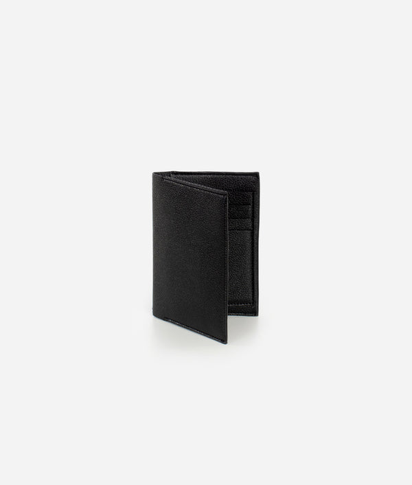 The Passport Wallet - Black
