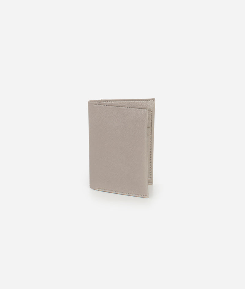 The Passport Wallet - Gray