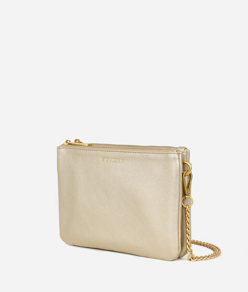 The Crossbody Bag - Gold