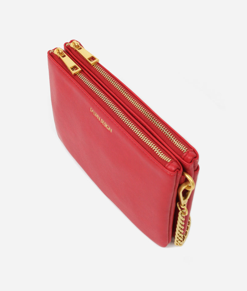 The Crossbody Bag - Holly Berry