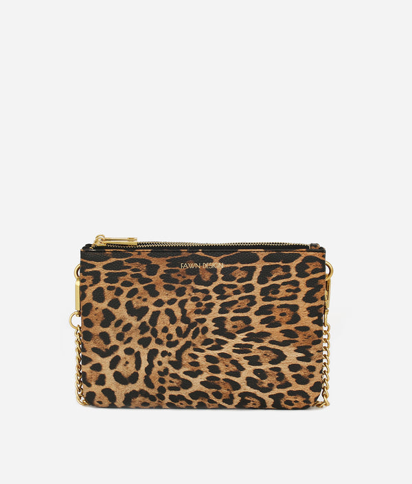 The Crossbody Bag - Leopard