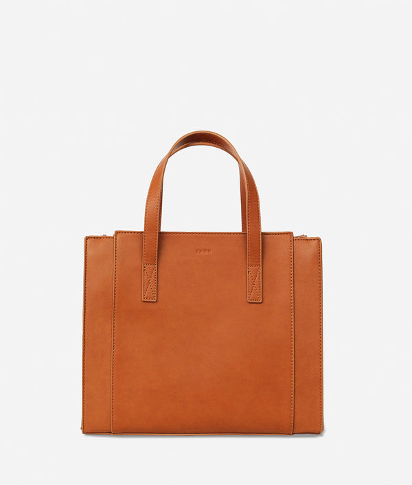 The Medium Carryall - Brown