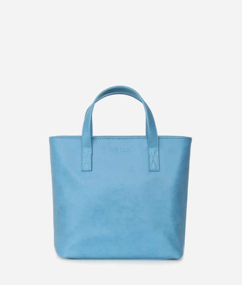 The Mini Tote - Bluebell