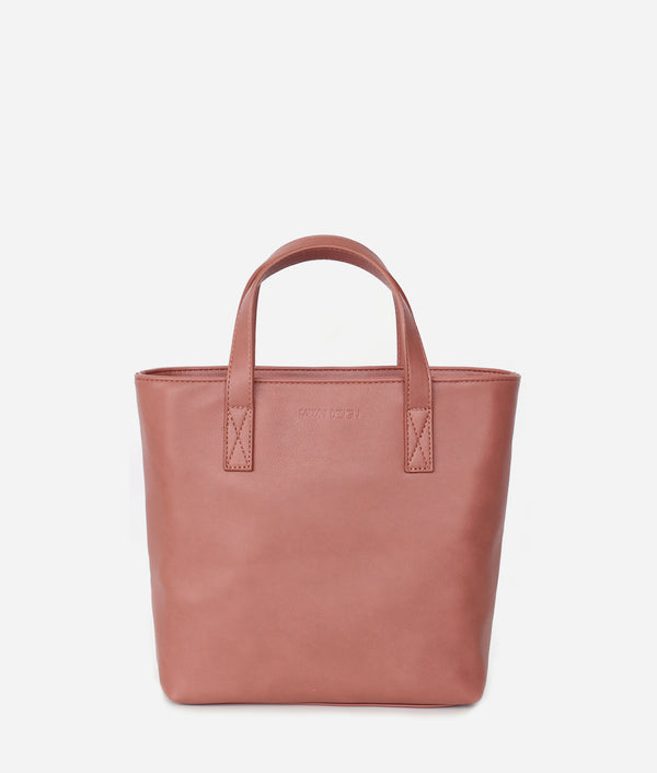 The Mini Tote - Dusty Rose
