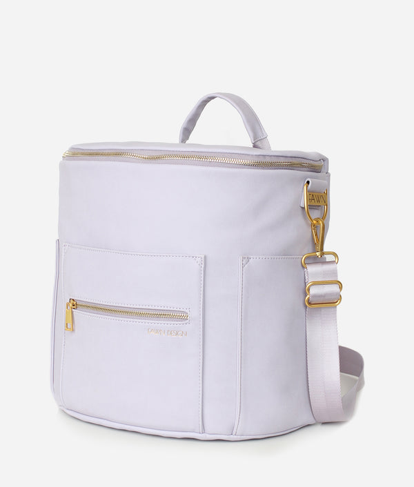 The Original Diaper Bag - Lilac