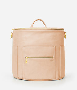 The Original Diaper Bag - Desert Peach