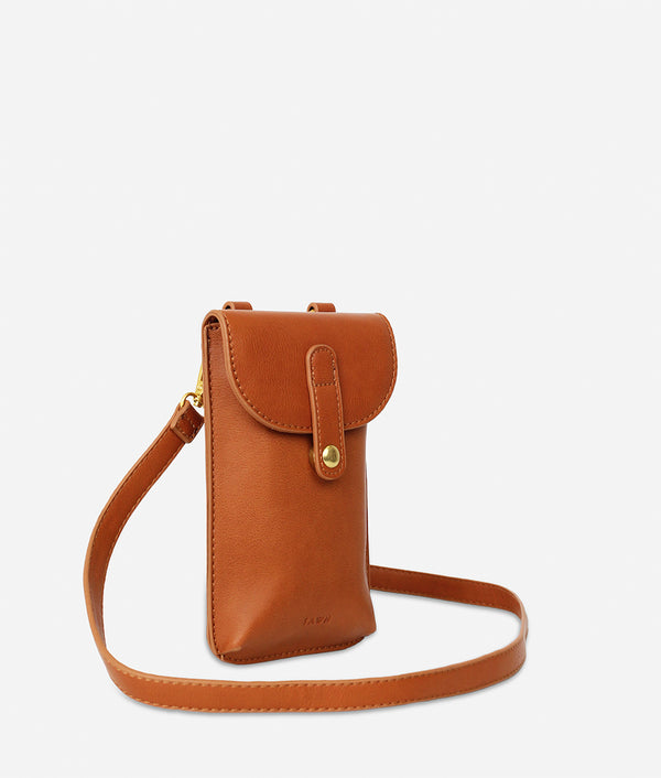 The Phone Bag - Brown