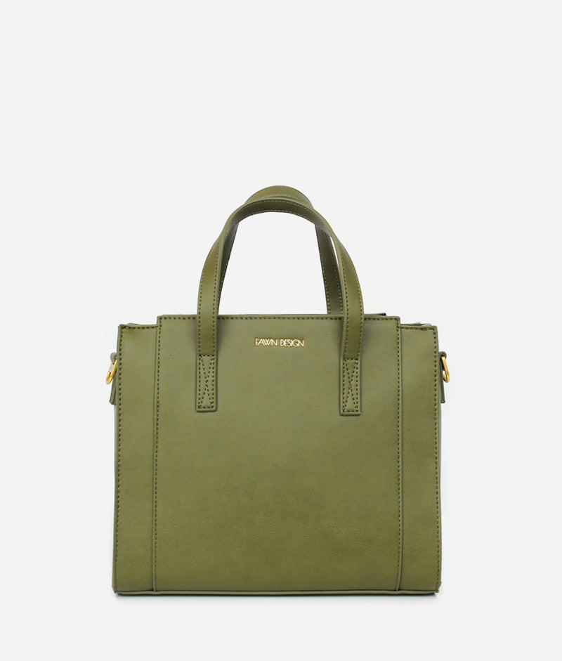 The Medium Carryall - Moss