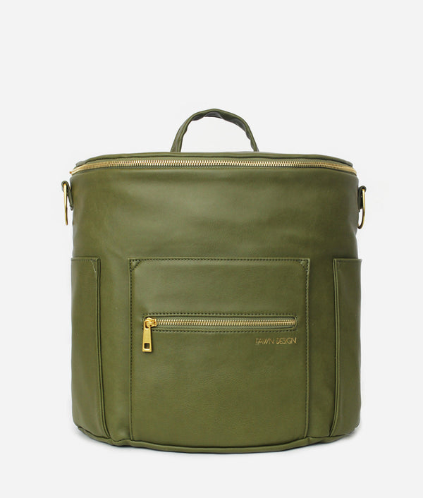 The Original Diaper Bag - Moss