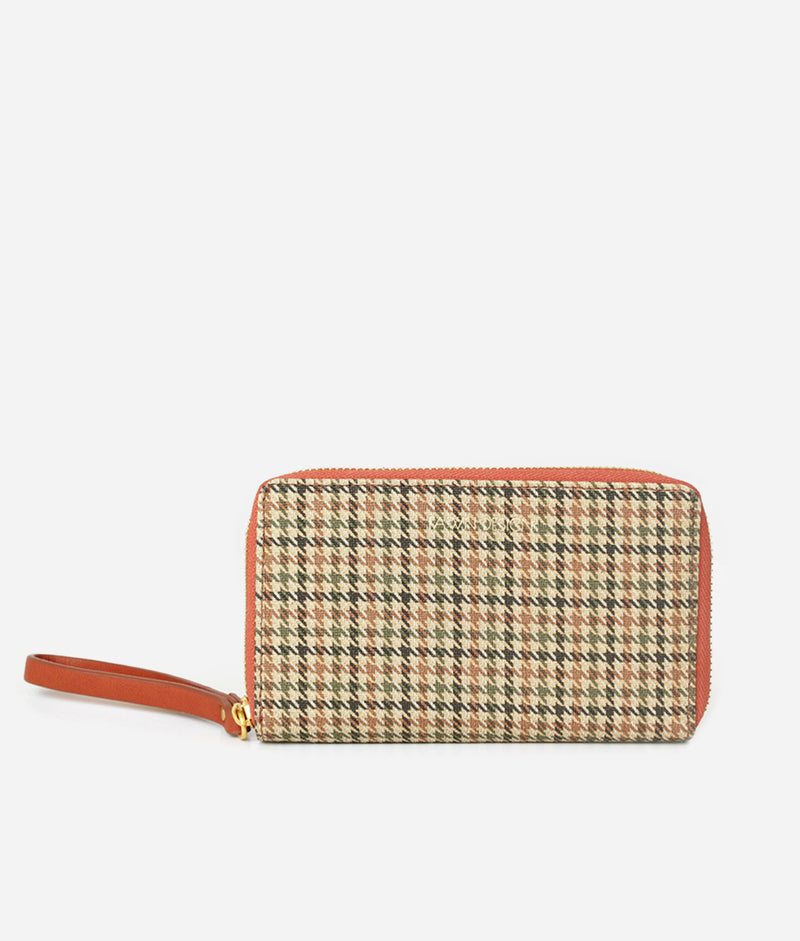 The Wallet - Plaid