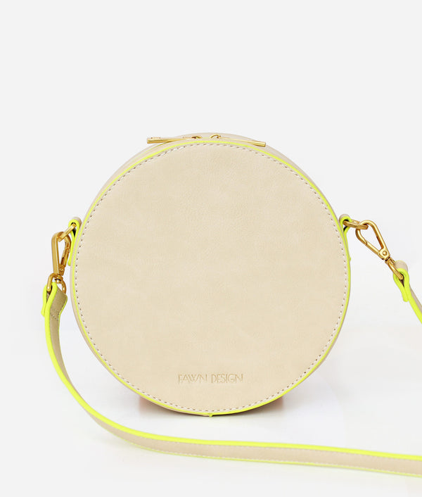The Circle Bag - Neon Yellow