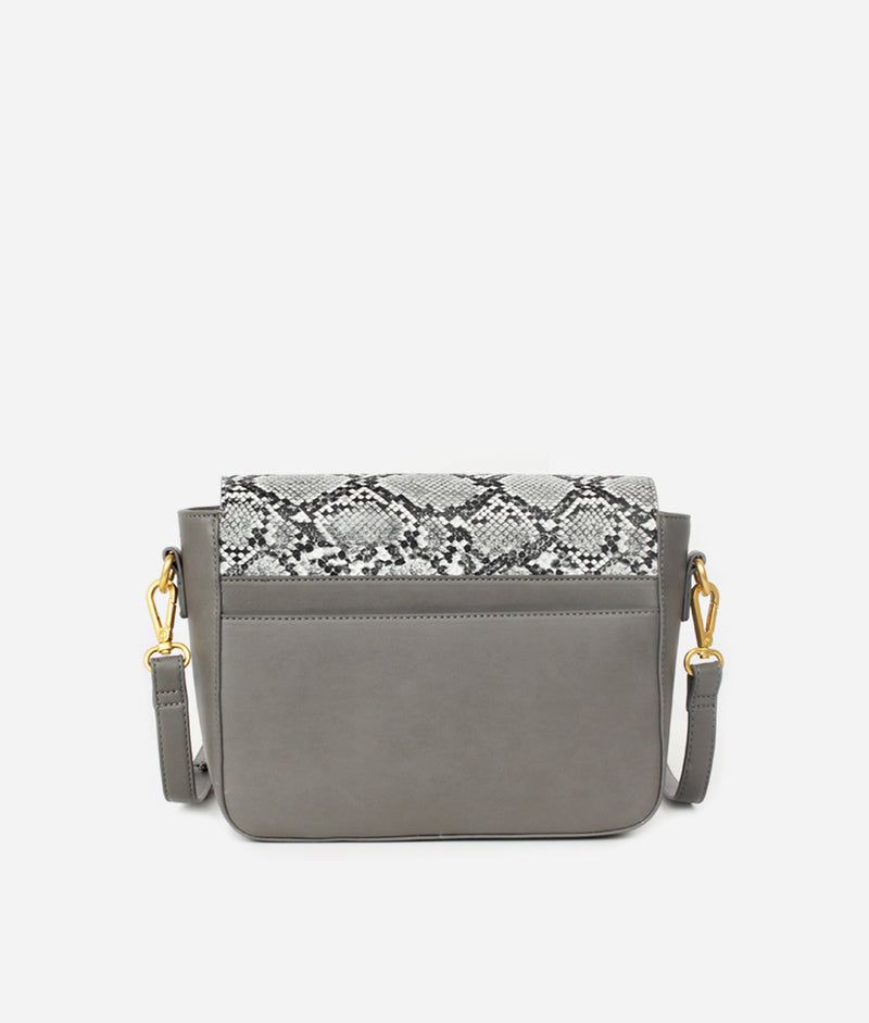 The Shoulder Bag - Python
