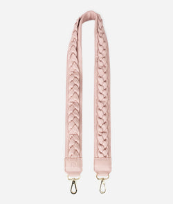 The Layered Braid Strap - Blush
