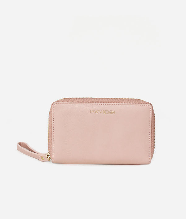 The Wallet - Blush