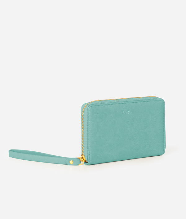 The Wallet - Turquoise