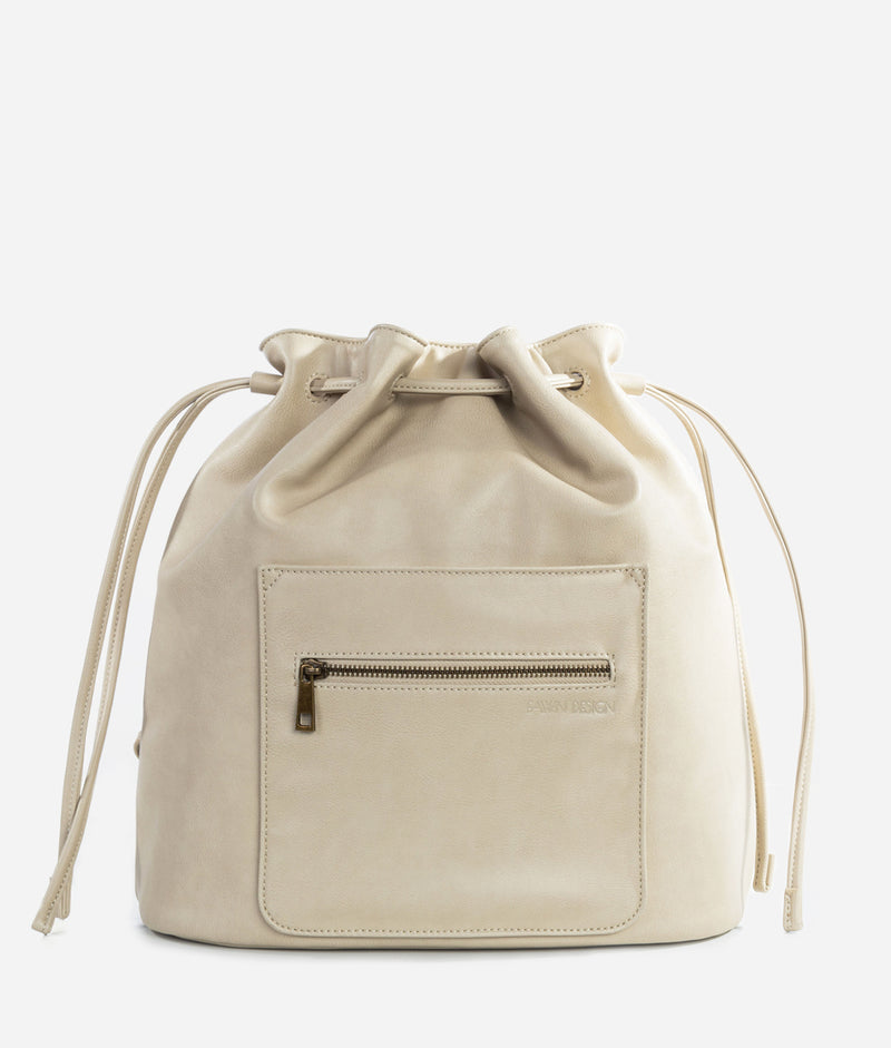 The Drawstring Bag - Bone
