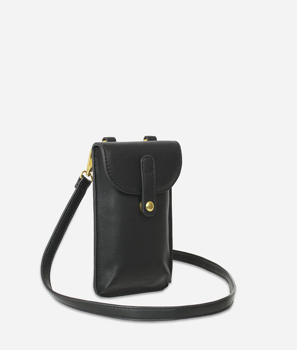 The Phone Bag - Black