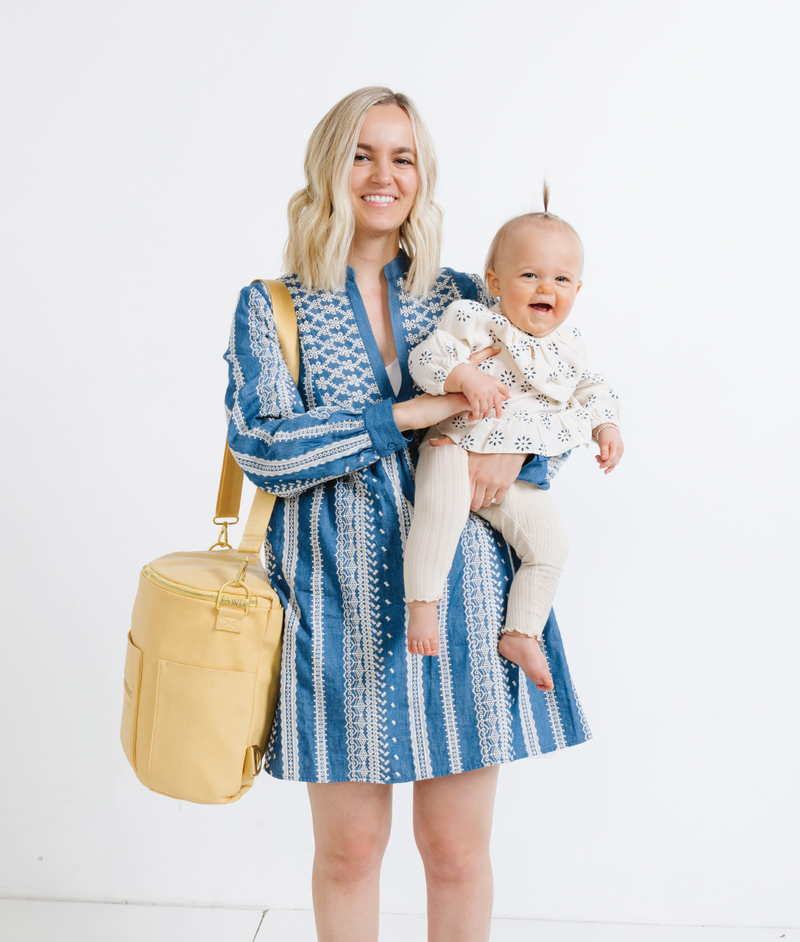 The Original Diaper Bag - Buttercup