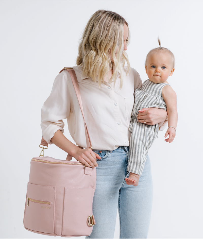 The Motherhood Bundle - Blush