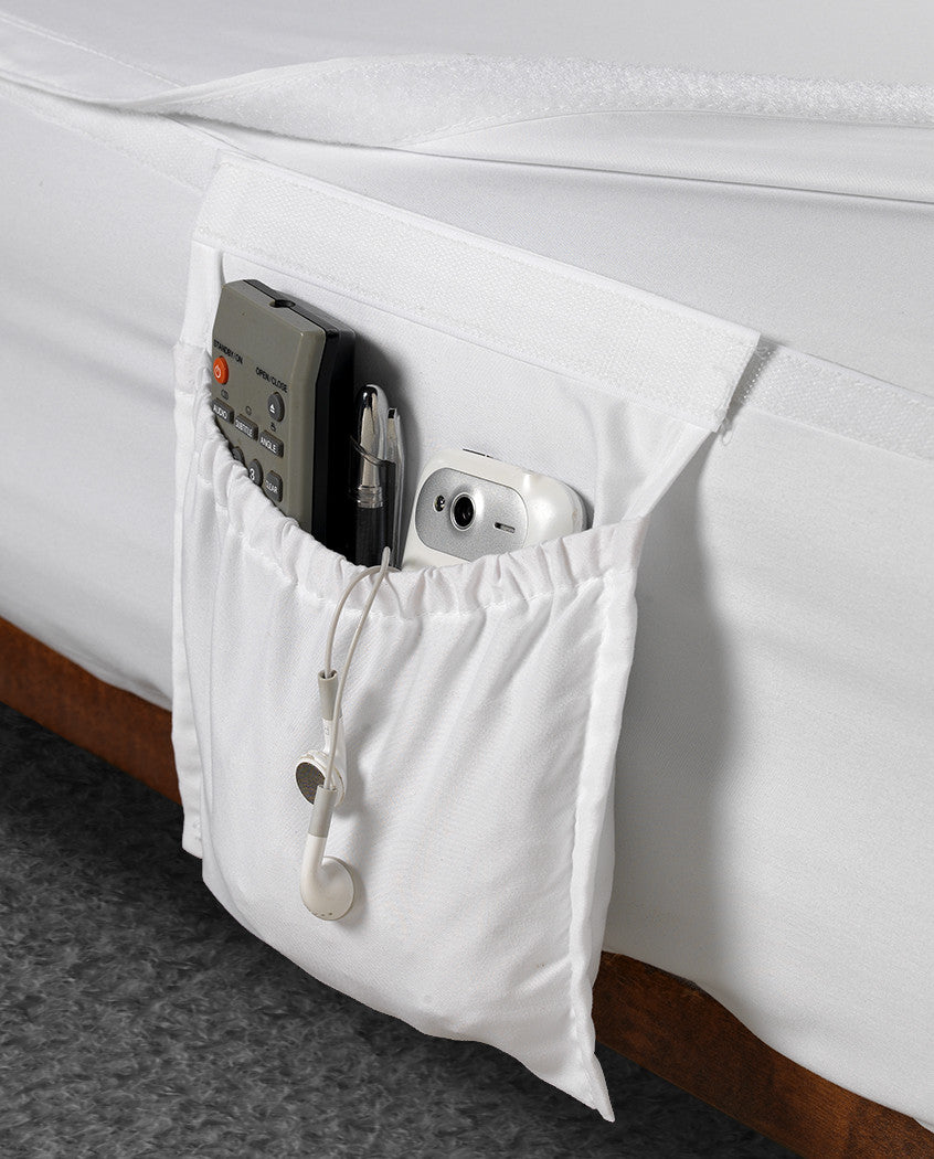Exceptional Extra Storage Pocket