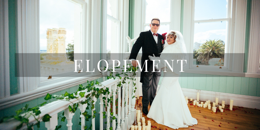 Wedding She Wrote - Wedding Experiences - Elopement Weddings