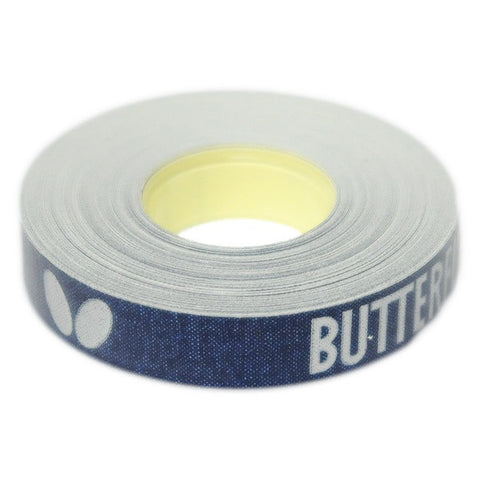 Butterfly Side Tape Cloth Blue/Silver 10m x 12mm