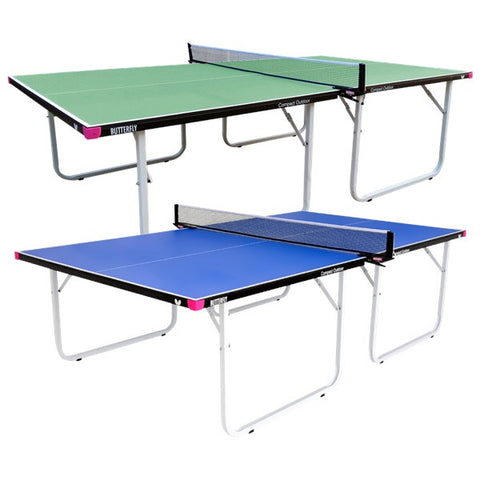 Compact Outdoor Table Tennis Table