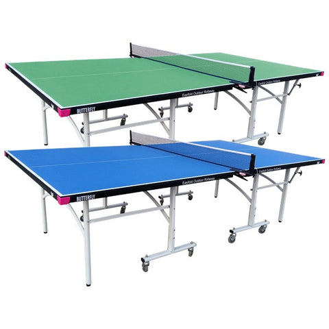 Easifold Outdoor Rollaway Table Tennis Table