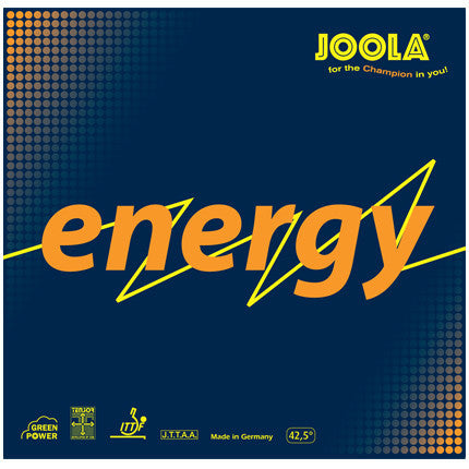 Joola Energy Rubber
