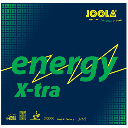 Joola Energy Xtra Rubber