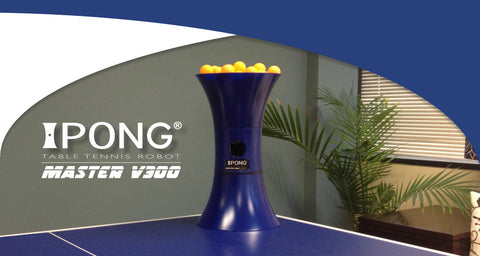 iPong Master V300 Table Tennis Robot
