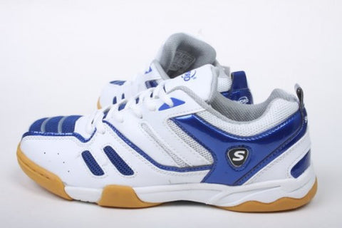 Sword Blue Table Tennis Shoes